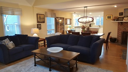Eastham Cape Cod vacation rental - Living room with smart TV and WIFII