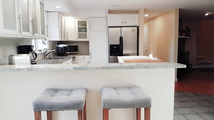 Eastham Cape Cod vacation rental - Kitchen with counter seating