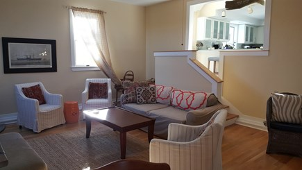 Eastham Cape Cod vacation rental - Family room with smart TV