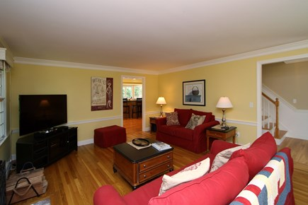 Orleans Cape Cod vacation rental - Spacious and comfortable living room area