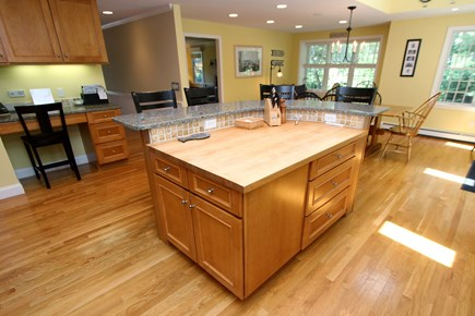 Orleans Cape Cod vacation rental - pen Concept Kitchen/Dining area
