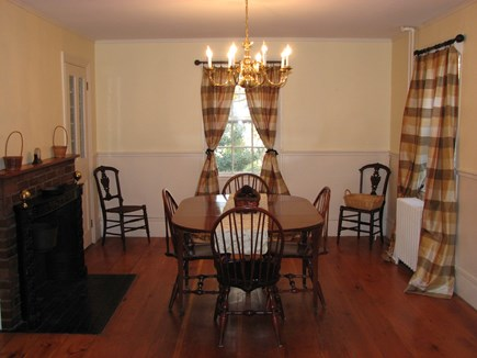Barnstable Village Cape Cod vacation rental - Formal Dining Room