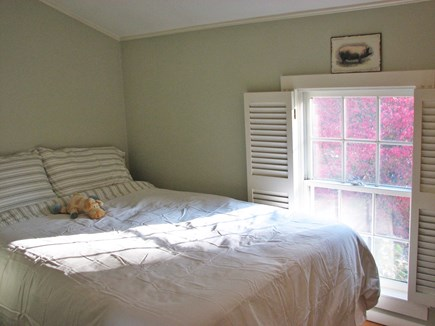 Barnstable Village Cape Cod vacation rental - First floor mini-suite with double bed and private bath