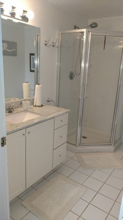 Dennisport Cape Cod vacation rental - House bathroom shower
