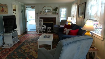 Dennisport Cape Cod vacation rental - A Comfy Place to gather after the beach