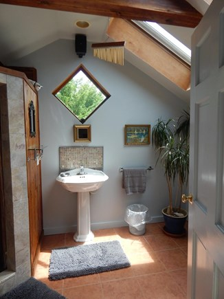 Truro Cape Cod vacation rental - Upper Level Bathroom