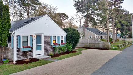 Harwich Port Cape Cod vacation rental - Ready for summer (May, 2019)