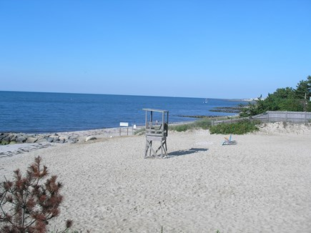 Harwich Port Cape Cod vacation rental - Earle Road Beach (westerly)