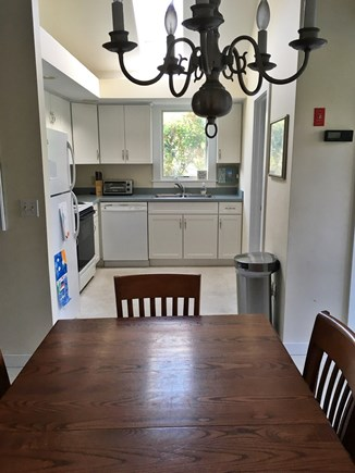 Brewster Cape Cod vacation rental - Kitchen and dining area - kitchen fully equipped.