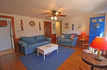West Dennis Cape Cod vacation rental - House includes Wi-Fi, Cable, DVD player, games and books