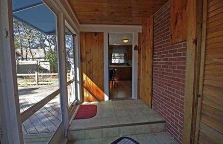 West Dennis Cape Cod vacation rental - Sun porch
