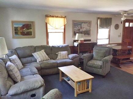 Eastham Cape Cod vacation rental - Comfortable, open living area
