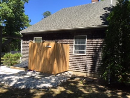 Eastham Cape Cod vacation rental - Outdoor Shower