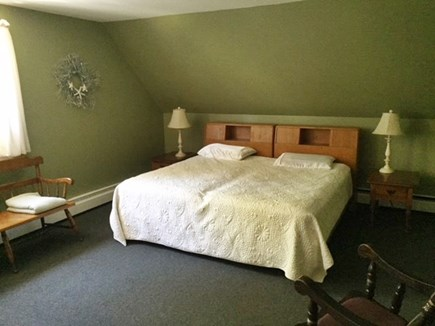 Eastham Cape Cod vacation rental - 2nd floor master (2 twins joined)