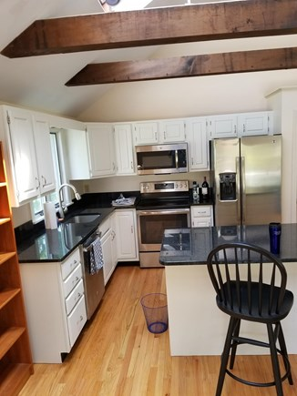 South Chatham Cape Cod vacation rental - The Modern Kitchen with granite countertops
