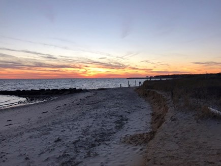 South Chatham Cape Cod vacation rental - Pleasant Street Beach
