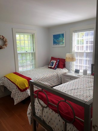 South Chatham Cape Cod vacation rental - Twin/Trundle Bedroom