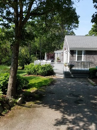 South Chatham Cape Cod vacation rental - Plenty of parking options