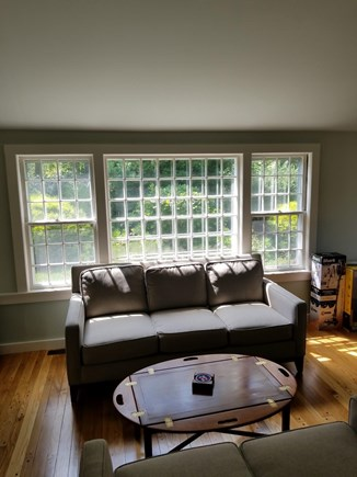 South Chatham Cape Cod vacation rental - The living room