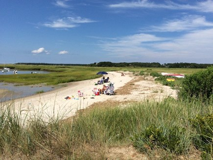 Eastham Cape Cod vacation rental - Boat Meadow Beach