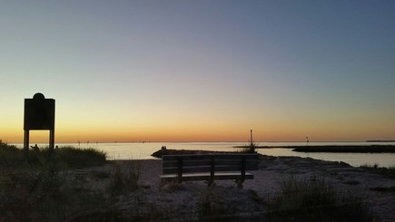 Eastham Cape Cod vacation rental - Sunset Cape Cod Bay