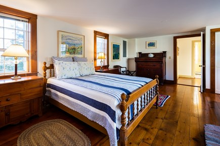 Orleans Cape Cod vacation rental - Annex bedroom with queen bed and AC