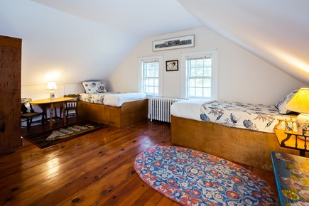 Orleans Cape Cod vacation rental - Upper level bedroom with 2 twins and AC