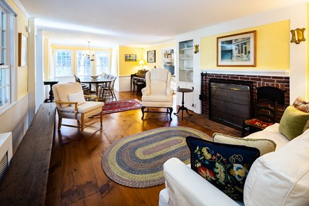 Orleans Cape Cod vacation rental - Bright and sunny living area