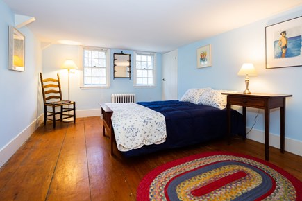 Orleans Cape Cod vacation rental - Upper level bedroom with full size bed and AC