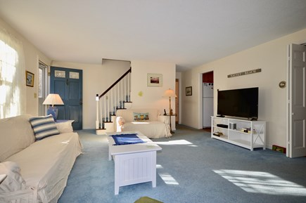 Orleans Cape Cod vacation rental - Large, open living room with lots of natural light