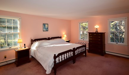 Orleans Cape Cod vacation rental - Master suite with split-king - brand new tempurpedic mattress