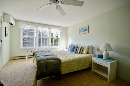 Orleans Cape Cod vacation rental - Upper level queen bedroom with AC
