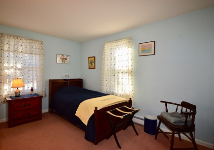 Orleans Cape Cod vacation rental - Main level twin room - central AC on this level