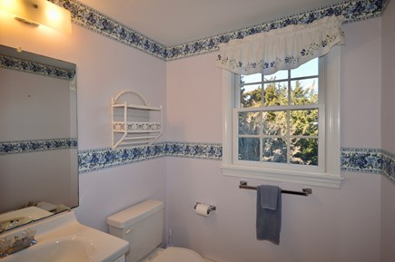 Orleans Cape Cod vacation rental - Upper level full bath has stand up shower