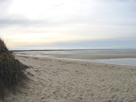 Eastham Cape Cod vacation rental - Association Beach just about 3/10ths of a mile from house