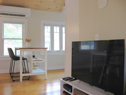 Eastham Cape Cod vacation rental - Living area TV