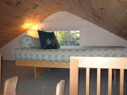 Eastham Cape Cod vacation rental - Loft with futon