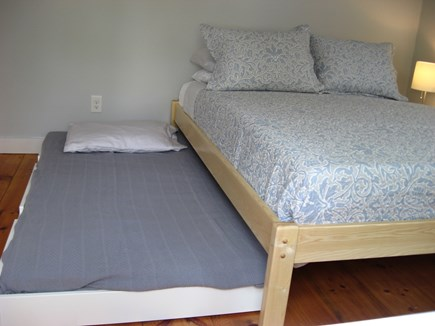 Eastham Cape Cod vacation rental - Another look at 2nd bedroom with queen and twin