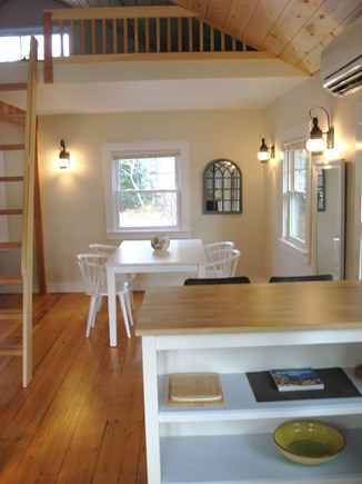 Eastham Cape Cod vacation rental - Look from kitchen toward dining