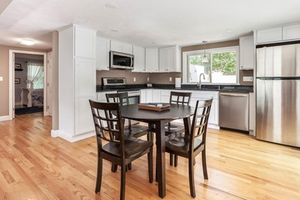 Falmouth Cape Cod vacation rental - New eat-in kitchen