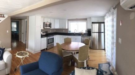 Falmouth Cape Cod vacation rental - Easy access to new kitchen and slider to deck