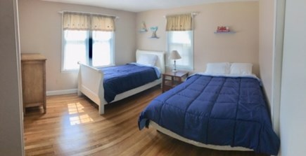 Falmouth Cape Cod vacation rental - Bedroom #2 (1) queen + (1) twin bed