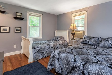 Falmouth Cape Cod vacation rental - Bedroom #1 (1) full + (1) twin bed