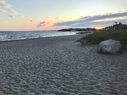 Falmouth Cape Cod vacation rental - Sunset at Bristol Beach