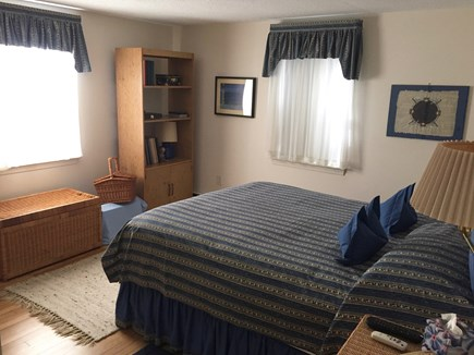 Falmouth Cape Cod vacation rental - Downstairs Bedroom
