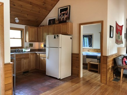 Provincetown Cape Cod vacation rental - Well stocked kitchen with all the basics (and some extras!)