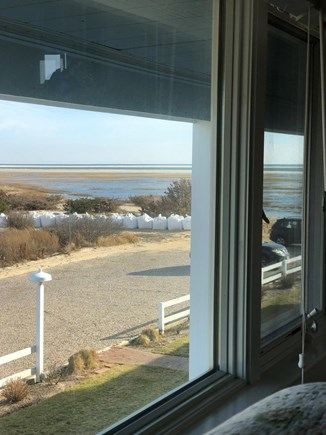 Chatham  Cape Cod vacation rental - View from 2nd bedroom.