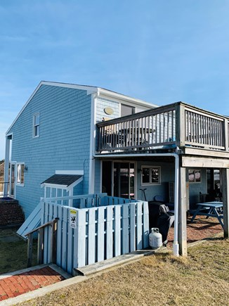 Chatham  Cape Cod vacation rental - Enjoy the outdoor shower after a day at the beach.