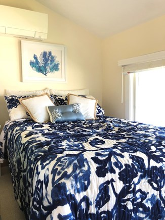 Chatham  Cape Cod vacation rental - 2nd bedroom with ocean view.