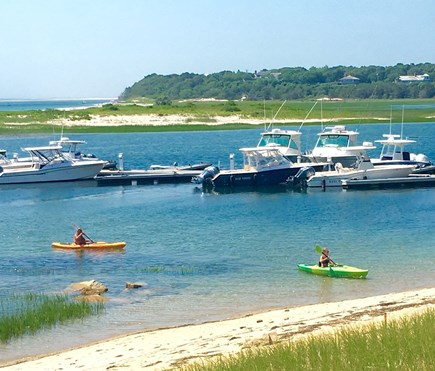 Chatham  Cape Cod vacation rental - Drop your kayak/paddle board in and head out!